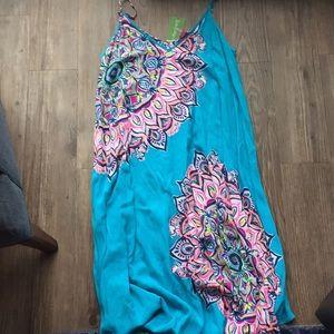 Lilly Pulitzer Rilee Midi Beach Dress